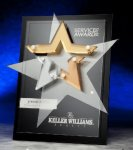 Super Nova Acrylic and Metal Awards