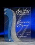 Rivers Full Color Printed Acrylic Awards
